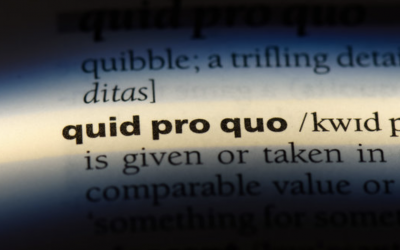 What is Quid Pro Quo and How to Deal with It
