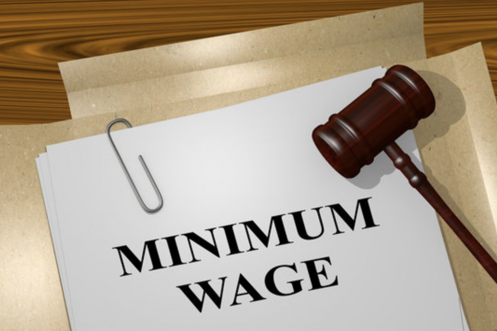 Minimum wage and other California employment law changes effective January 1, 2021